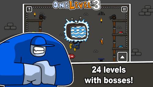 Level Bosses