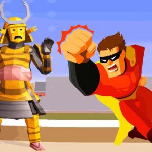 Hero Strike 3D