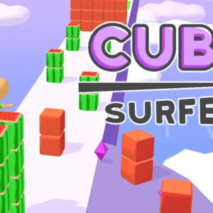 Cube Surfer