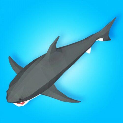 Idle Shark World