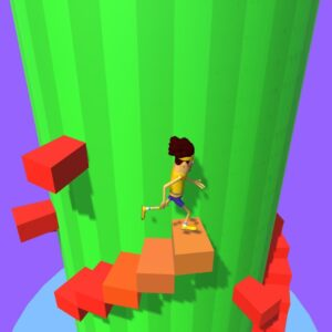 Climb The Tower 3D
