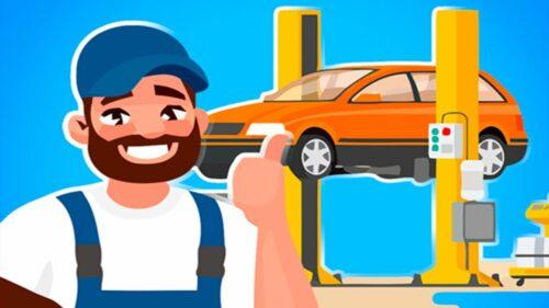 Car Fix Tycoon