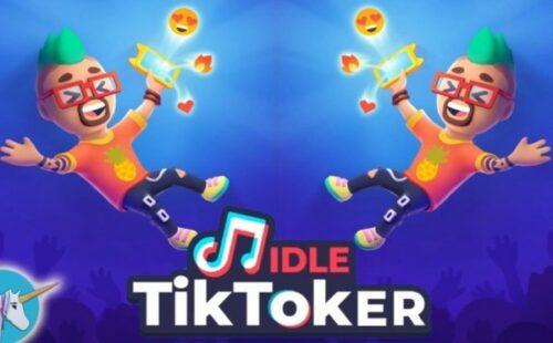 Idle Tiktoker Simulator