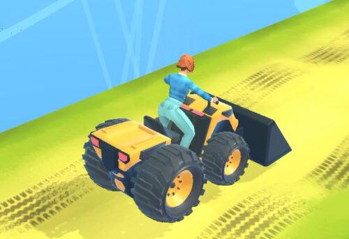Vehicle Race 3D