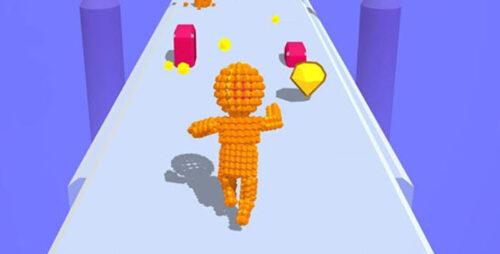 Pixel Rush
