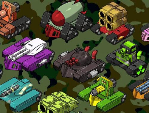 Merge Tanks