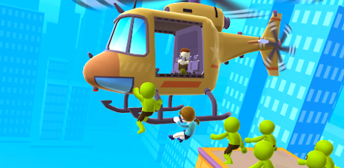 Helicopter Escape 3D